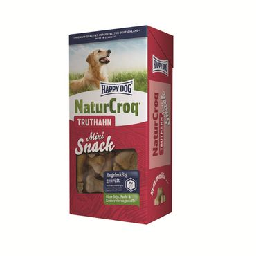 Happy Dog Natur Snack Mini Truthahn 350g