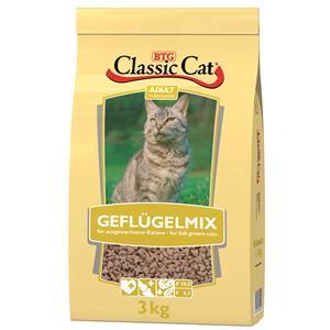 Classic Cat Geflügelmix 3kg – Bild 2