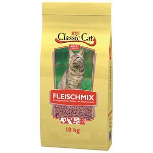 Classic Cat Fleischmix 10kg – Bild 2