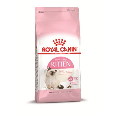 Royal Canin Feline Health Nutrition Second Age Kitten 400 g – Bild 1