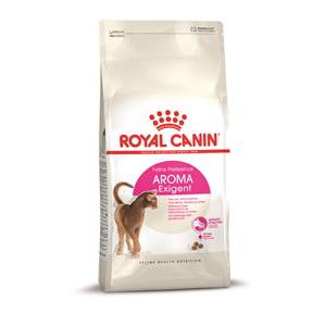 Royal Canin Feline Health Nutrition Aroma Exigent Adult 400 g – Bild 2