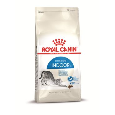 Royal Canin Feline Health Nutrition Home Life Indoor Adult 4 kg – Bild 1