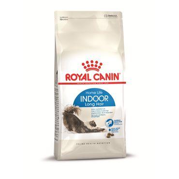 Royal Canin Feline Health Nutrition Home Life Indoor Long Hair Adult 400 g – Bild 1