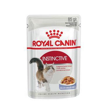 Royal Canin Feline Health Nutrition Instinctive in Gelee 85 g Frischebeutel – Bild 1