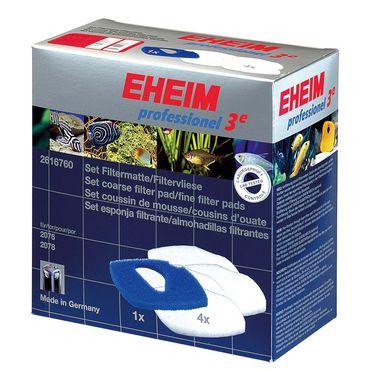 EHEIM Set 1xVorfiltermatte und 4xFiltervlies für professionel 3e 450 und 700