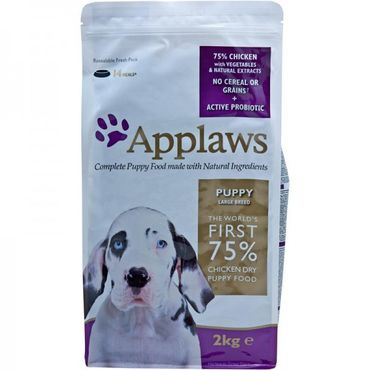 Applaws Hunde Trockenfutter Large Breed Puppy mit Huhn 2 kg – Bild 1