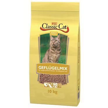 Classic Cat Geflügelmix 10kg