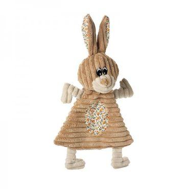 Hunter Hundespielzeug Huggly Blanket Rabbit 36 cm