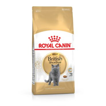Royal Canin Feline Breed Nutrition British Shorthair Adult 4 kg – Bild 1
