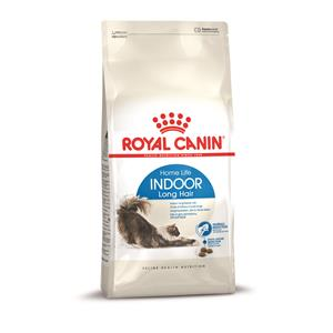 Royal Canin Feline Health Nutrition Home Life Indoor Long Hair Adult 4 kg – Bild 2