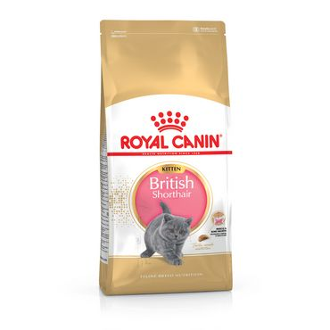 Royal Canin Feline Breed Nutrition British Shorthair Kitten 2 kg – Bild 1