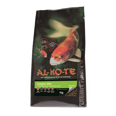 AL-KO-TE Fisch Futter Koi Conpro - Mix 6 mm 1 kg – Bild 2