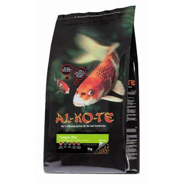 AL-KO-TE Fisch Futter Koi Conpro - Mix 6 mm 3 kg – Bild 1