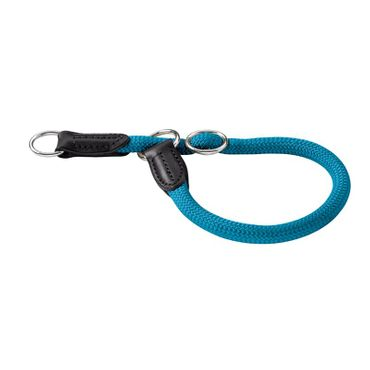 Hunter Dressurhalsung Freestyle 45/10 petrol (max. 45cm)