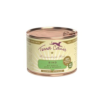 Terra Canis Dose classic Rind 200g