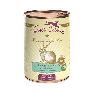 Terra Canis Dose classic Kaninchen 400g