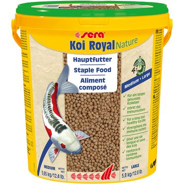 sera Pond Koi Royal Medium 21 Liter 3,95kg) 4mm
