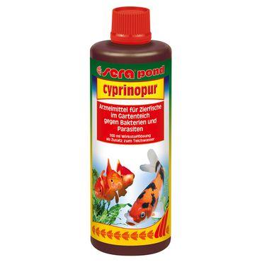 sera pond cyprinopur 500 ml
