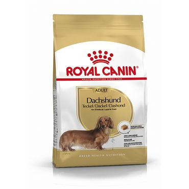 Royal Canin Breed Health Nutrition Dachshund Adult 7,5 kg – Bild 1