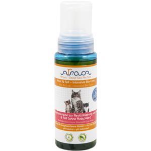 Arava Katzen Schaumshampoo zur Revitalisierung von Haut & Fell ohne Ausspülen 250 ml – Bild 2