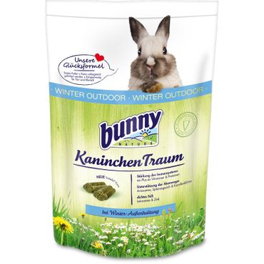 Bunny KaninchenTraum Winter-Outdoor 750 g