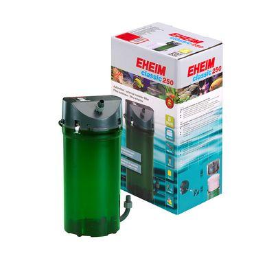 EHEIM Aquarium Aussenfilter 2213 Classic 80 bis 250 l ohne Filtermassen