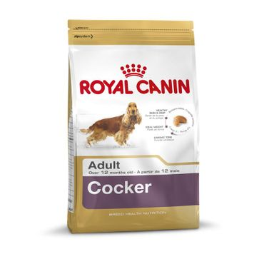 Royal Canin Breed Cocker 25 Adult 3kg – Bild 1