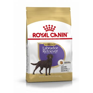 Royal Canin Breed Health Nutrition Labrador Retriever Adult Sterilised 12 kg – Bild 1
