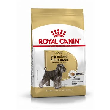 Royal Canin Breed Health Nutrition Miniature Schnauzer Adult 3 kg – Bild 1