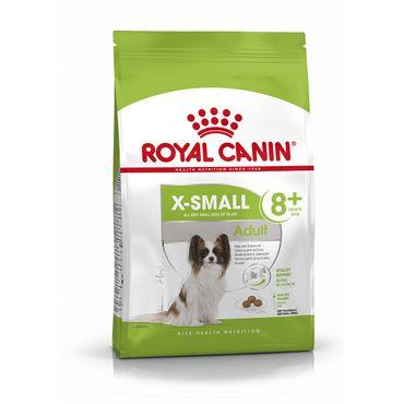 Royal Canin Size Health Nutrition X-Small Adult 8 + 500 g – Bild 1