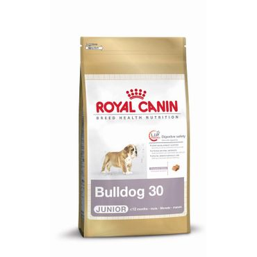 Royal Canin Breed Health Nutrition Bulldog Junior 3 kg – Bild 1