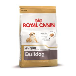 Royal Canin Breed Health Nutrition Bulldog Junior 3 kg – Bild 2