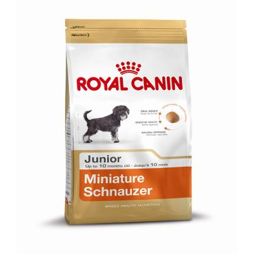 Royal Canin Club Breed Miniature Schnauzer Junior 500g