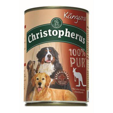 Christopherus Dog Dose Känguru pur 400g – Bild 2