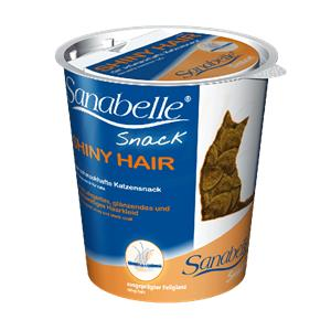 Sanabelle Shiny Hair Snack 150g – Bild 2