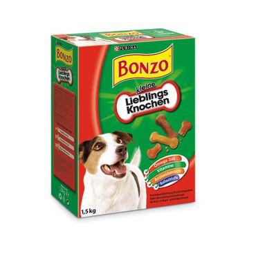Bonzo Snack kleine Lieblingsknochen 1,5kg