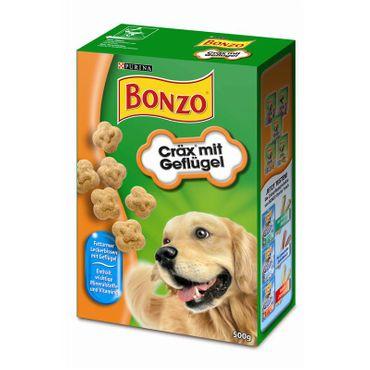 Bonzo Snack Cräx - Geflügel 500g