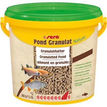 sera Pond Granulat 3,8 Liter Futtersticks