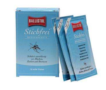 Stichfrei Tücher-Box (10 Sachets)