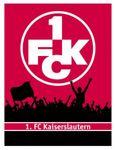 "1. FC Kaiserslautern Fleecedecke ""Fans"" 001"