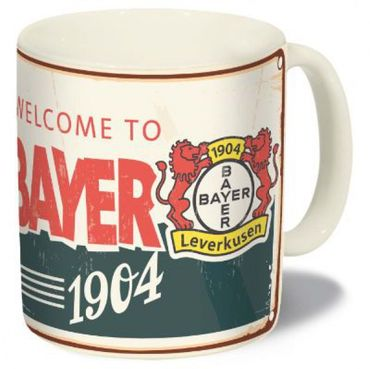 "Bayer 04 Leverkusen Jumbobecher ""Retro"""