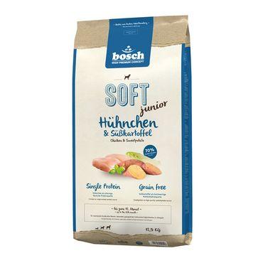 Bosch HPC Soft Junior Hühnchen & Süßkartoffel 12,5kg – Bild 1