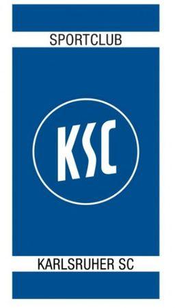 Karlsruher SC Handtuch Karlsruher SC
