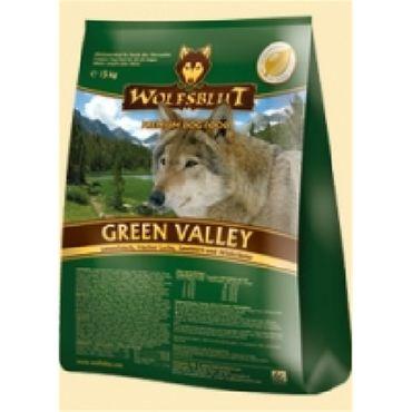 Wolfsblut Hunde Trockenfutter Green Valley Lammfleisch & Fisch 2 kg