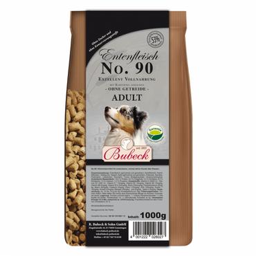 Bubeck Adult Ente-Kartoffel, Nr.90 1kg