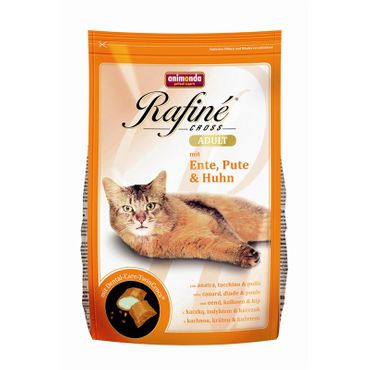 Animonda Cat Rafine Cross Adult Ente,Pute & Huhn 15kg