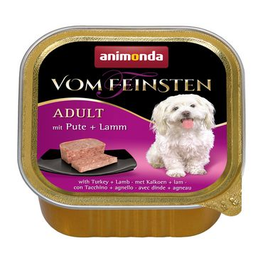 Animonda Dog Vom Feinsten Adult mit Pute & Lamm 150g
