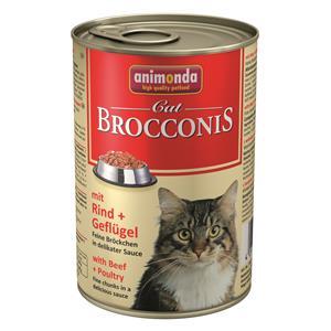Animonda Cat Dose Brocconis Rind & Geflügel 400g – Bild 2