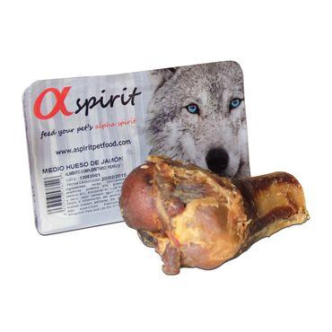 alpha spirit Schinkenknochen  halb 1 St. – Bild 1