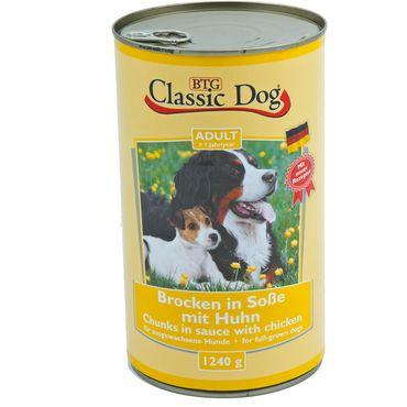 Classic Dog Dose mit Huhn 1240g – Bild 2